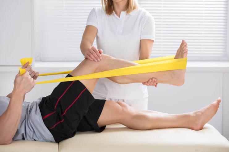 Fisioterapia pre e post chirurgica