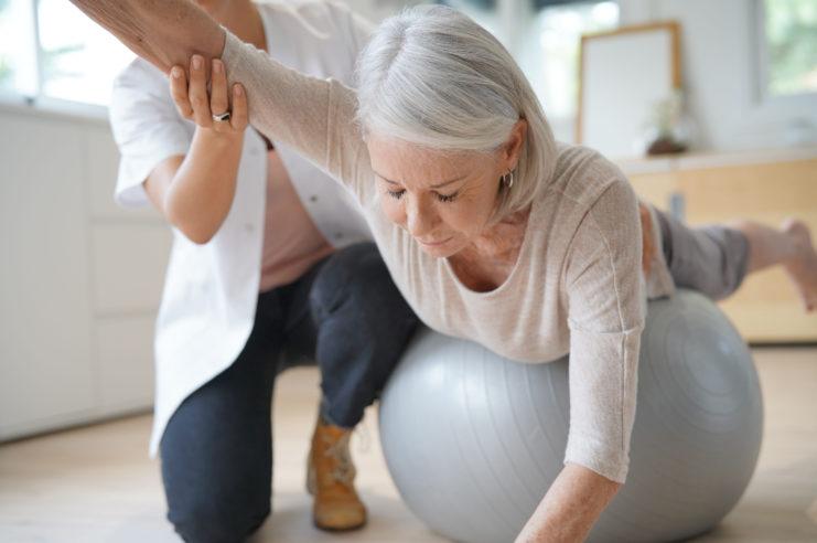 Fisioterapia propriocettiva