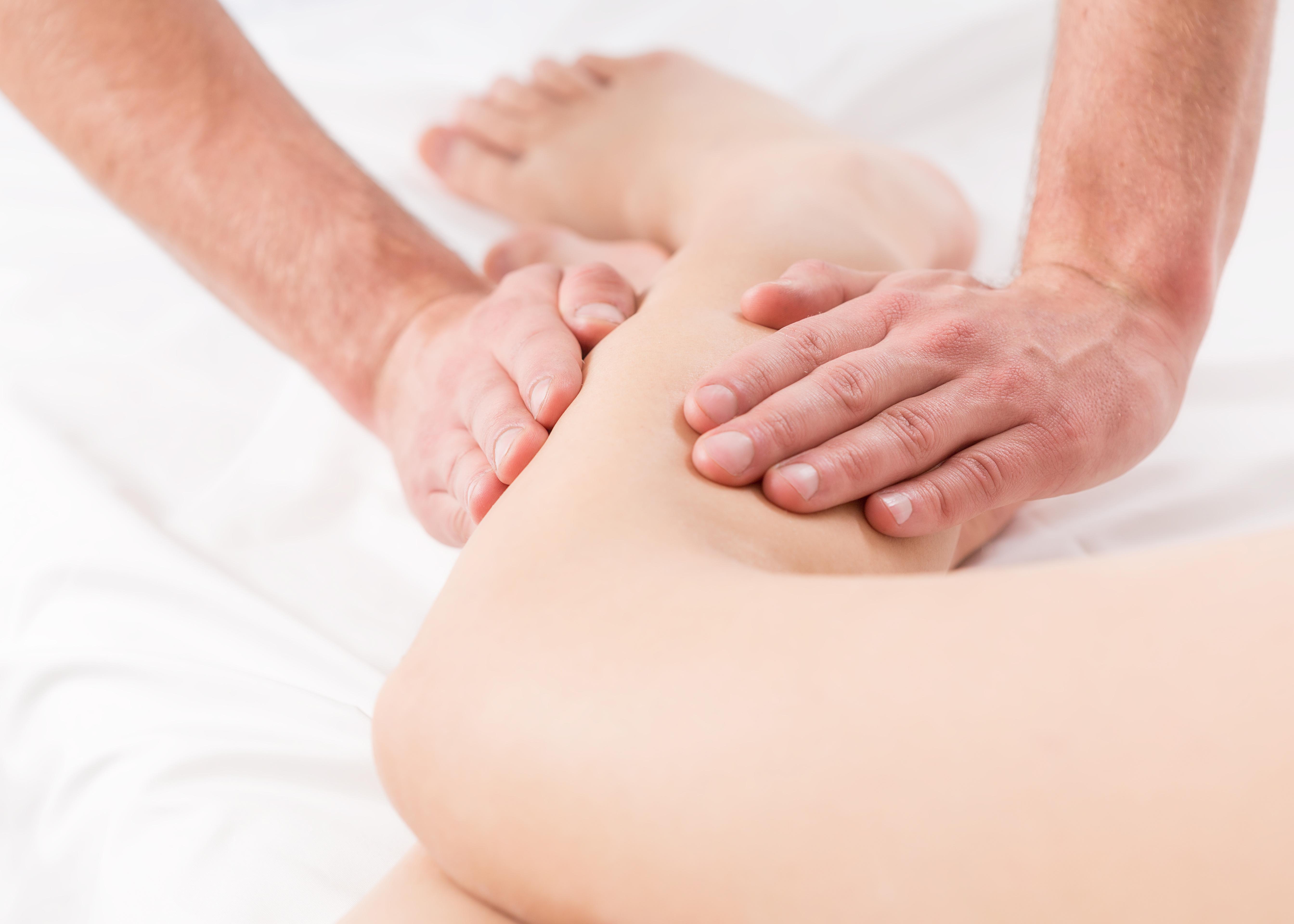 Massaggio linfodinamico