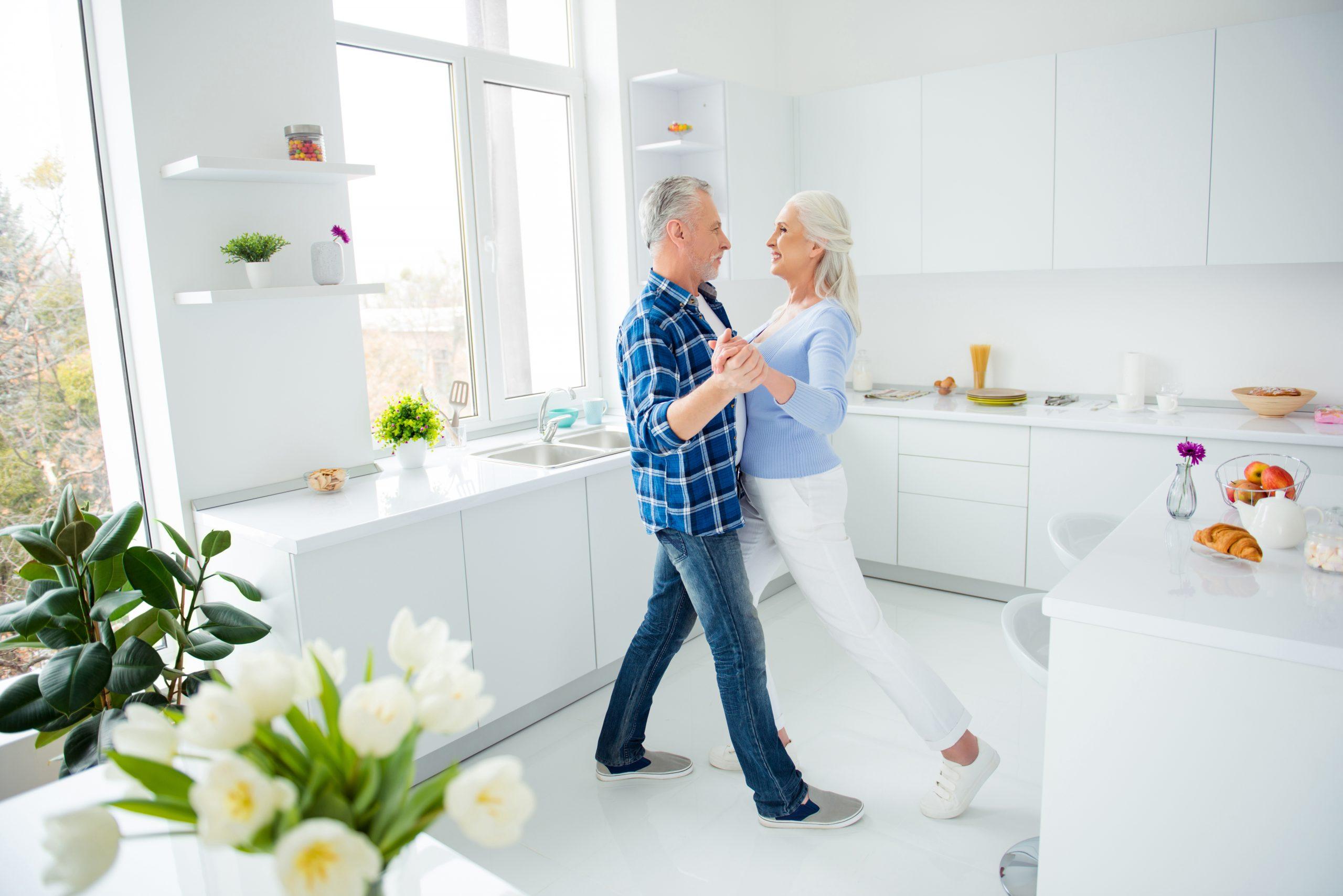 La fattibilità di esercizi domiciliari per potenziare i benefici del tango in persone con M. di Parkinson