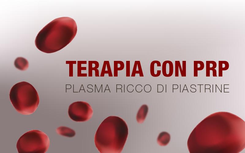 PRP (Plasma Ricco di Piastrine)